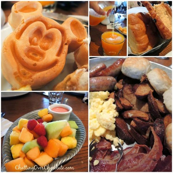 Ohana Breakfast Food